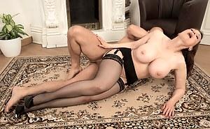 MILF Passionate Sex Porn Pictures