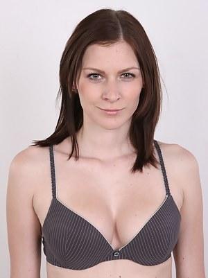 MILF Casting Porn Pictures